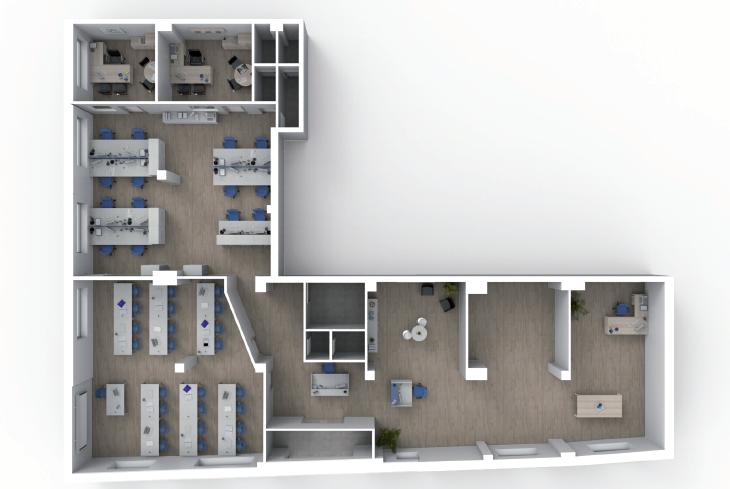 Centro de Formación y empresa-presentación virtual